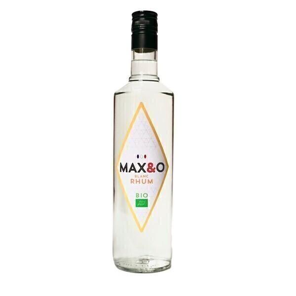 MAX&O - Rhum blanc 40° 70cl