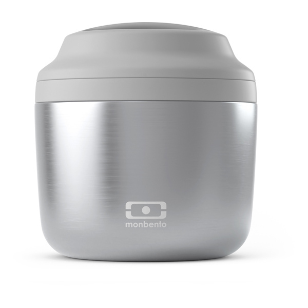 monbento - Bento isotherme MB Element Silver 55cl
