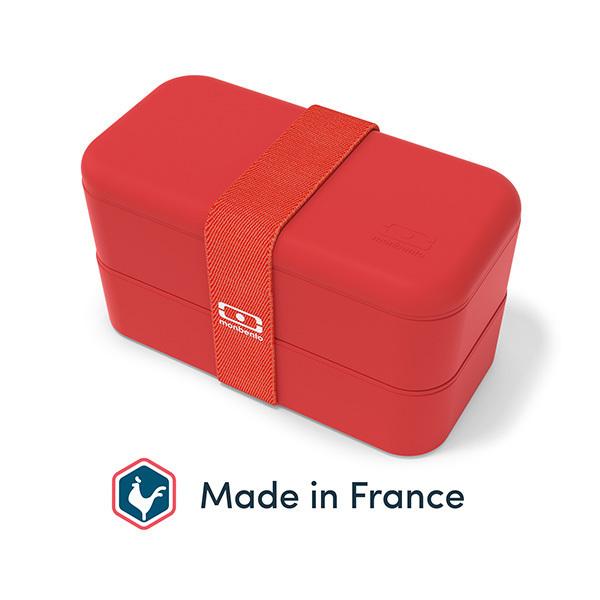 monbento - Bento MB Original Made in France Red 1L