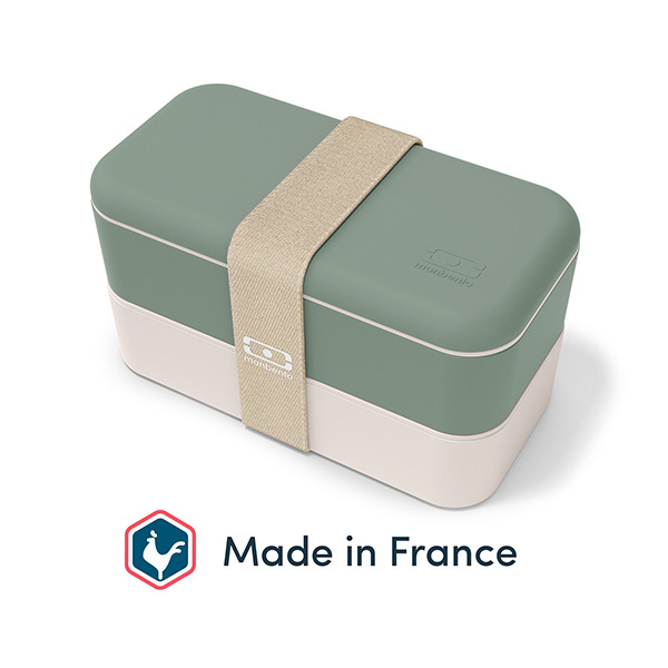 monbento - Bento MB Original Made in France Vert amande 1L