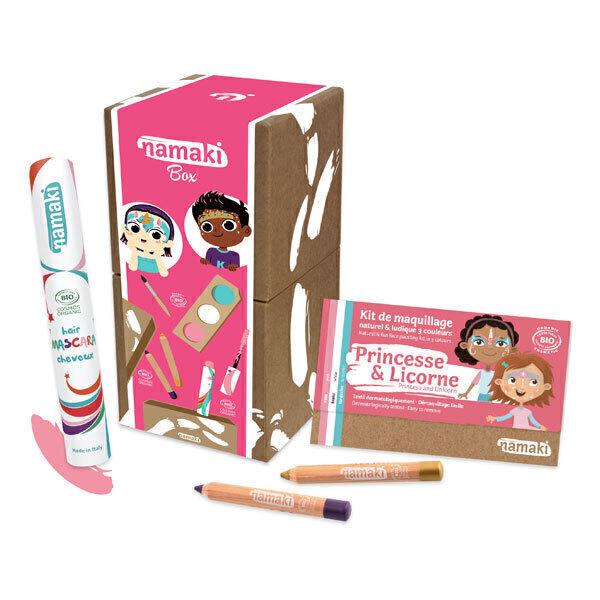 Namaki - Box enchantée Princesse & Licorne - Dès 3 ans