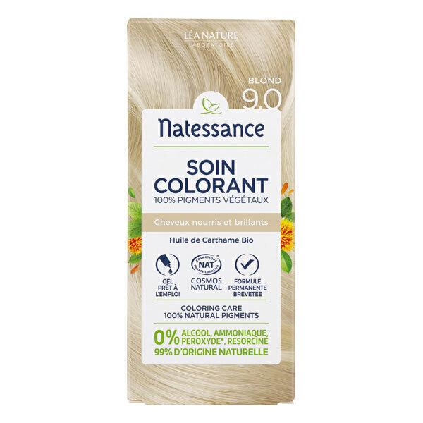 Natessance - Coloration végétale Blond 150ml