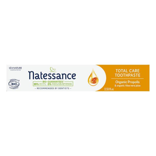 Natessance - Dentifrice soin complet 75ml