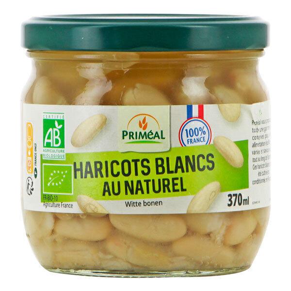 Priméal - Haricots blancs origine France 370ml