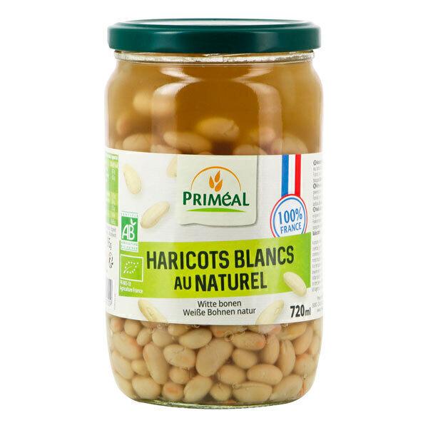 Priméal - Haricots blancs origine France 720ml