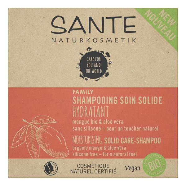 Santé - Shampoing solide Hydratant mangue 60g