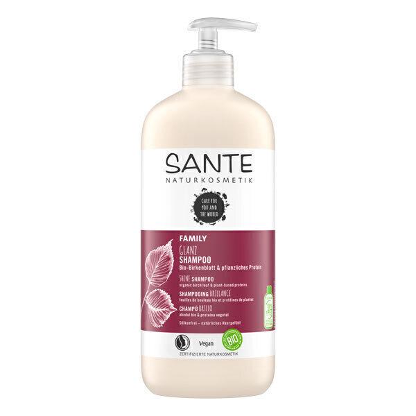 Santé - Shampoing Brillance bouleau et protéines 500ml