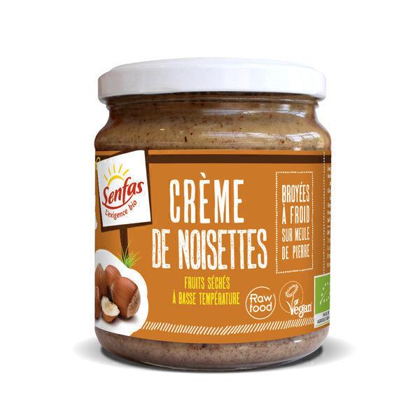 Senfas - Lot 3x Crème de noisettes 300g