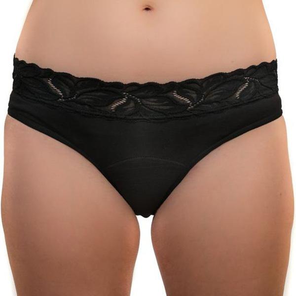 Slowen - Culotte menstruelle So Simple dentelle flux moyen T42/44