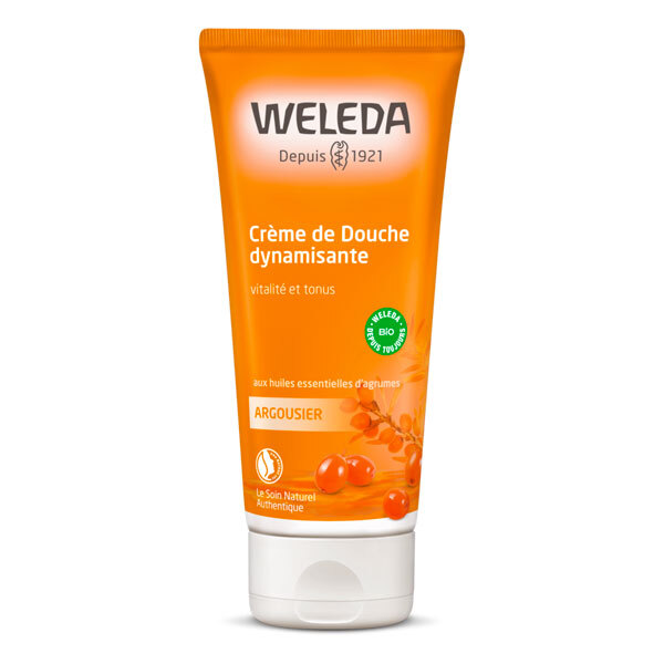 Weleda - Crème de douche à l'Argousier 200ml