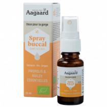 Aagaard Propolis - Spray buccal sans alcool - 15 ml