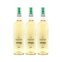 Vinaccus - Unaju Citron Menthe Bio, 3 bouteilles de 75CL