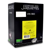 Domaine Jardinettes - AOP Luberon 2019 BIB 3L blanc - Domaine des Jardinettes