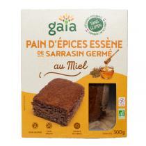 Gaïa - Pain d'épices sarrasin germé miel 300g