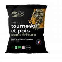 Airchips - Chips a base de Tournesol et Pois