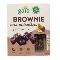 Gaïa - Brownies aux noisettes 160g
