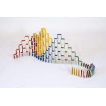 Pestas - PESTAS - Boite de 200 Dominos