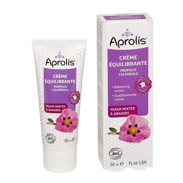 Aprolis - Crème Equilibrante Propolis-Calendula 50ml Bio