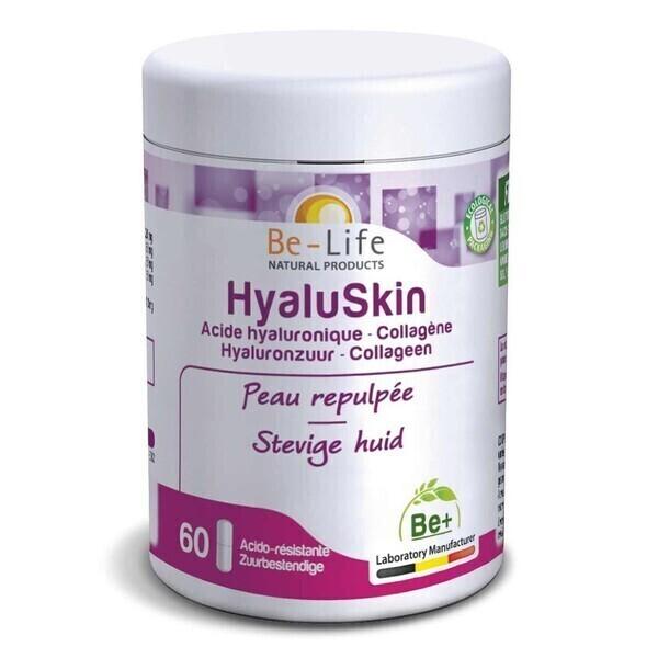 Be-Life - HyaluSkin 60 gélules