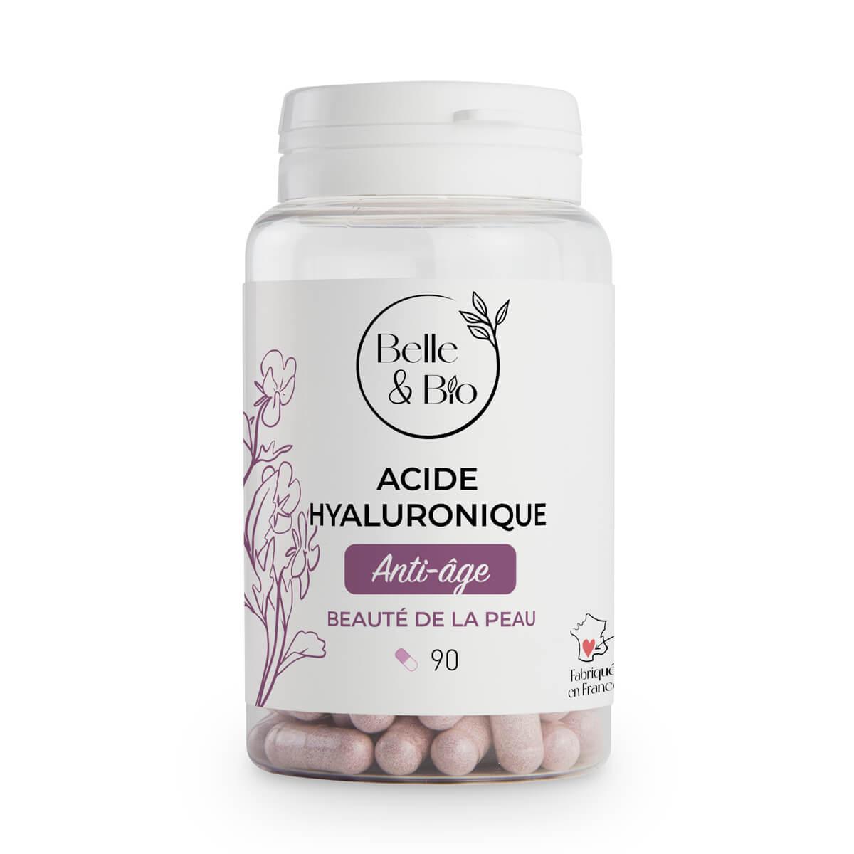 Belle & Bio - Acide Hyaluronique - 90 Gélules