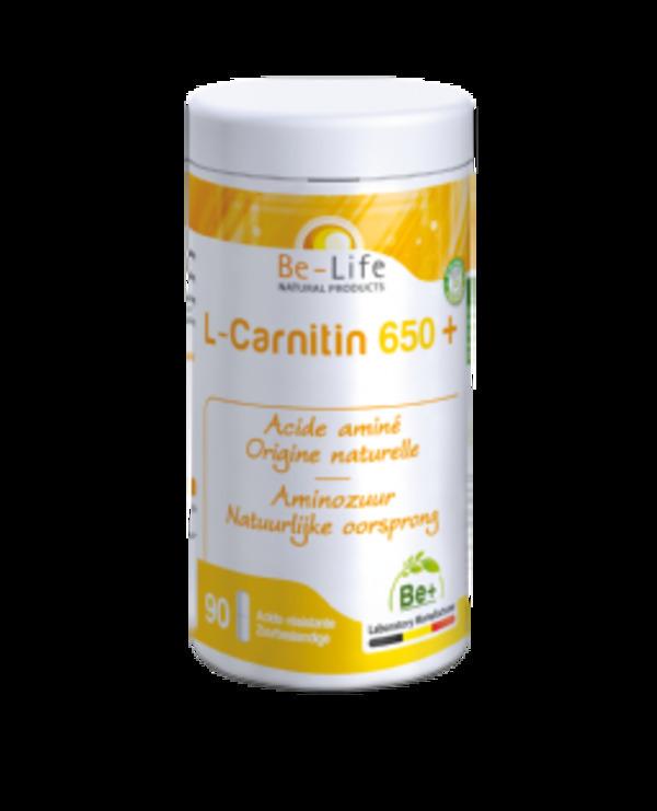 Be-Life - L-Carnitin acide aminé 90 gélules