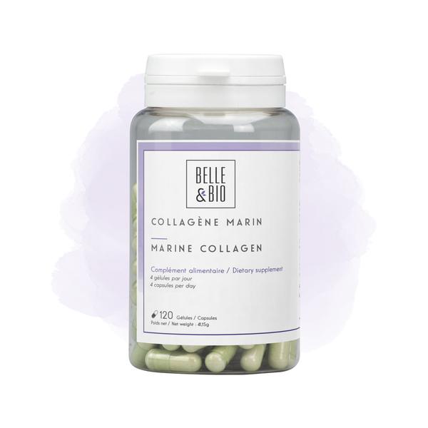 Belle & Bio - Collagene Marin - Anti-Age - 120 Gelules