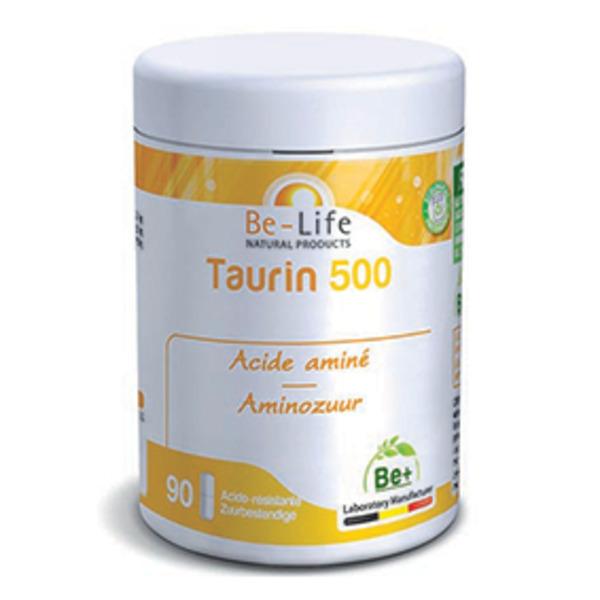 Be-Life - Taurin acide aminé soufré 90 gélules
