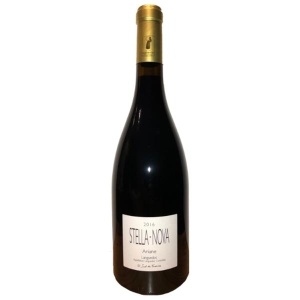 Philippe Richie - AOC Coteaux du Languedoc Pezena -Stella Nova Ariane - rouge 2016