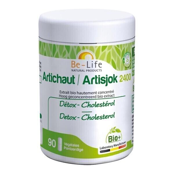 Be-Life - Artichaut 2400 90 gélules Bio