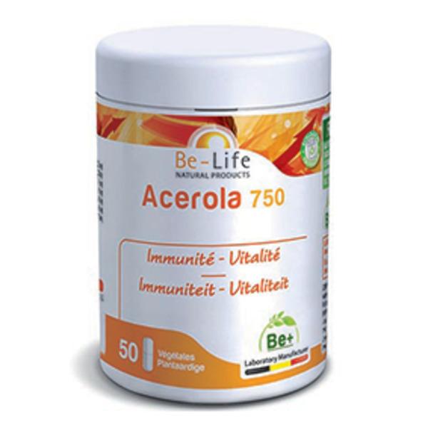 Be-Life - Acérola 50 gélules