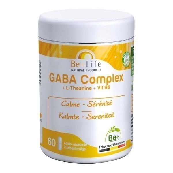 Be-Life - Gaba Complexe 60 gélules