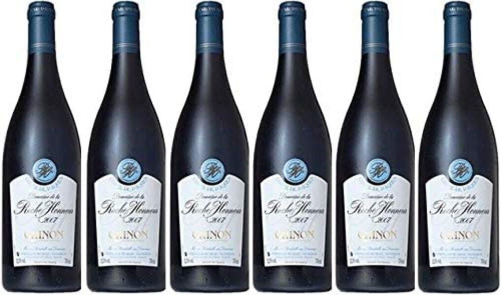 """Vinaccus - Chinon Bio """"La Roche Honneur"""" 2020 - 6 bouteilles - 13%vol"""