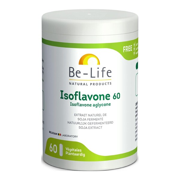 Be-Life - Isoflavone 60 60 gélules