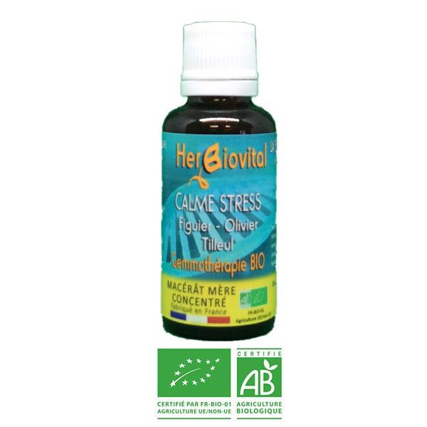 Herbiovital - Calme Stress - Le Macérât des états de stress