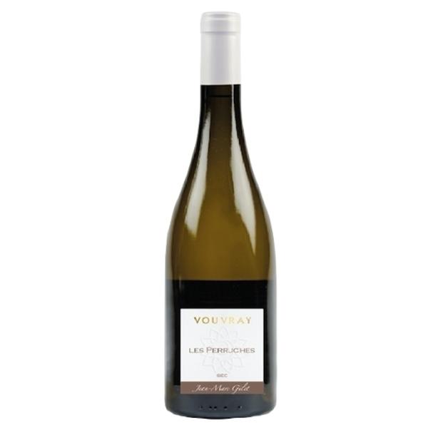 JM Gilet - AOC Vouvray - JM Gilet - Les Perruches blanc sec 2019