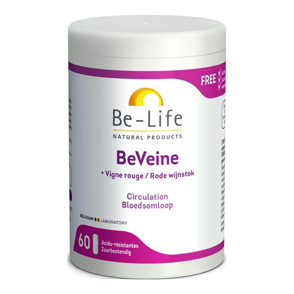 Be-Life - BeVeine 60 gélules