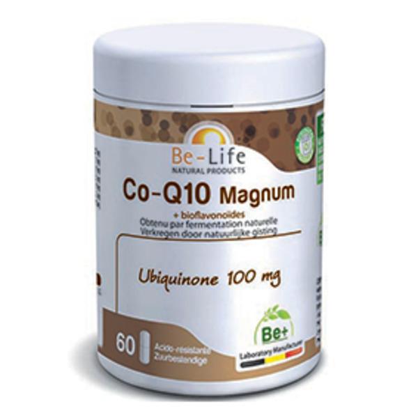 Be-Life - Co Q10 Magnum 60 gélules