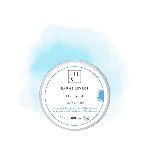 Belle & Bio - Baume a Levres - 10ml - Certifie Bio par Ecocert Greenlife
