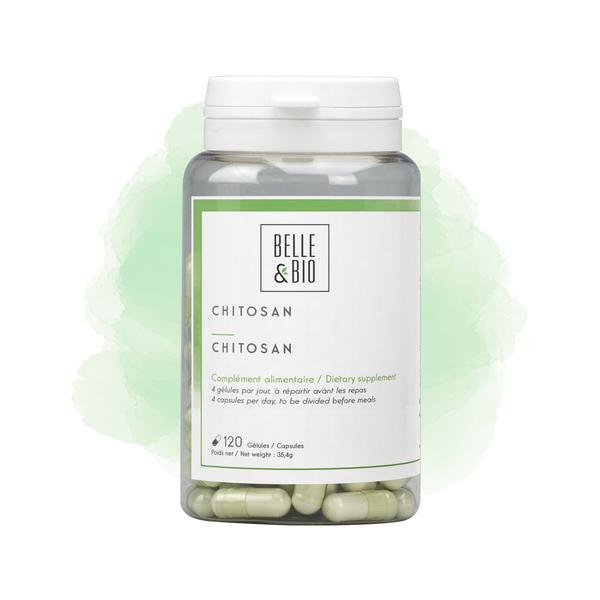 Belle & Bio - Chitosan - Minceur - 120 Gelules