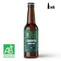 BAPBAP - Pack 6 x Canopée - IPA BIO
