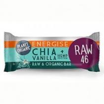 Planet Organic - Barre Energétique Chia-Vanille 30g Bio