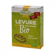 Bioréal - Levure Boulangère Déshydratée 5x9g Bio