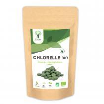 Bioptimal - Chlorella Bio - Protéine B12 - Chlorelle Pure - 150 comprimés