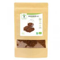 Bioptimal - Rooibos Bio - Infusion Vrac - Sans Théine - Antioxydant - 100g