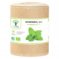 Bioptimal - Sommeil Bio - 4 Plantes pour Mieux Dormir Insomnie - 200 gélules