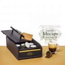 Idocaps - Kit DIY Capsules Biodégradables Nespresso