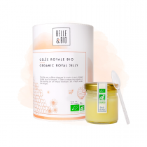 Belle & Bio - Pot de Gelée Royale - Tonus -30 G - Certifié par Ecocert