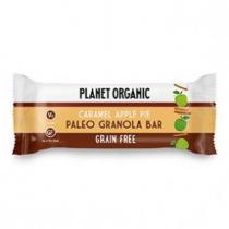 Planet Organic - Barre Paléogranola Pommes Caramel 30g Bio