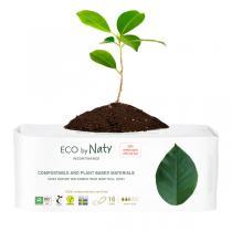 Eco by Naty - 16 Serviettes pour fuites urinaires - Mini Plus