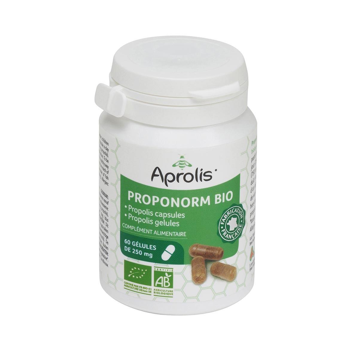 Aprolis - Proponorm 60 gél. Bio